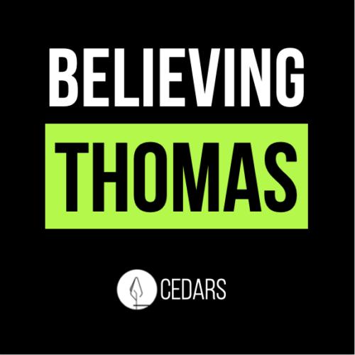 Believing Thomas